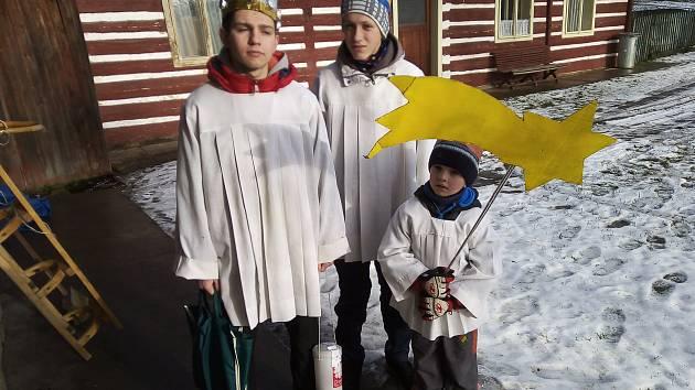 V malé vesničce s 300 obyvateli se vybralo 7276 korun.