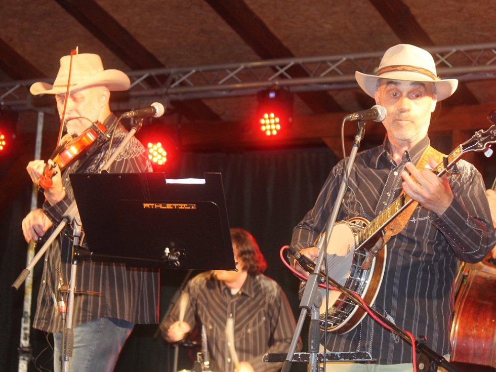 Peckovský country festival.