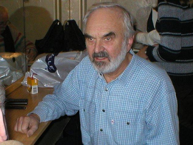 Zdeněk Svěrák.