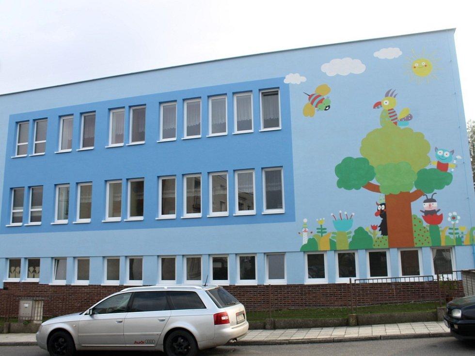 Libáňská mateřská škola.