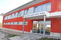 Hlavní budova Tecnických služeb Jičín.