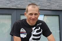 Ultracyklista Daniel Polman se v srpnu vydá podél hranic Česka a Slovenska na trasu 3300 kilometrů non stop.
