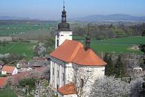 Konecchlumský kostel
