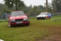 První motoristický festival ve Štikovské rokli.