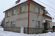 Kampelička v Radimi.