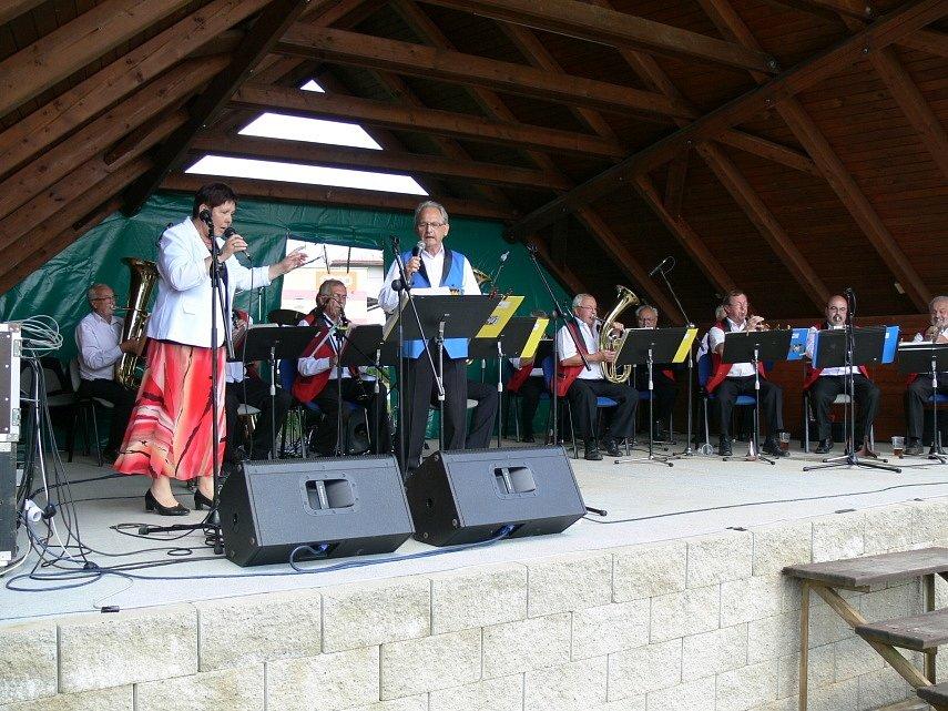 Kapela Plechařinka.