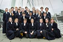 Sbor Christ Hospital Schola Cantorum ze Sussexu.