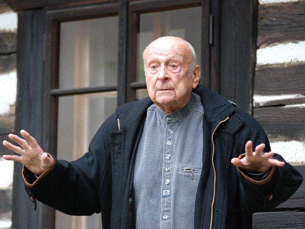 Stanislav Zindulka, rodák z Jilemnice, bavil diváky