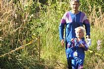 Na startu víkendových závodů nebude chybět ani novopacký orientační běžec Jaroslav Kalibán.