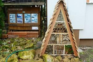 Čtyřlístek u jičínské Čtyřky je Přírodní zahradou