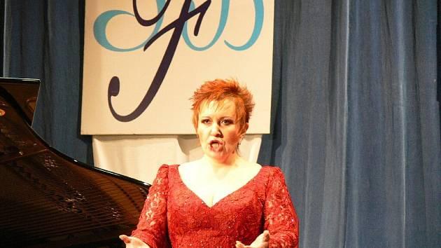 Operní pěvkyně Eva Urbanová.