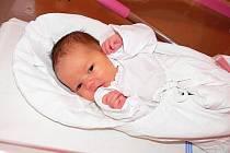 Andrea a Petr Čížkovi si z porodnice odvezli dceru Adrianku, která se narodila  22. září s váhou 3,85 kg a mírou 52 cm. Doma v Poděbradech na ni už čeká tříletý bráška Michálek.