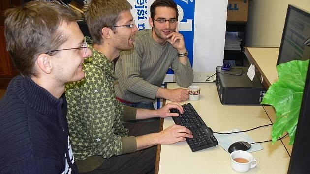 On-line rozhovor v naší redakci ohledně bioplynové stanici.