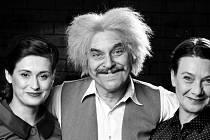 Einstein neměl lehký život.