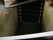 Den otevřených dveří v jičínské čistírně odpadních vod.