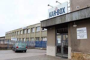 Novobydžovská firma ORT zakoupila v Hořicích areál firmy Karbox, který za 300 milionů přebuduje pro své záměry.