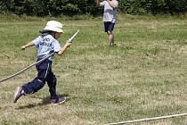 Další ročník Ostroměřských slavností přilákal na hřiště za školou stovky místních i přespolních.