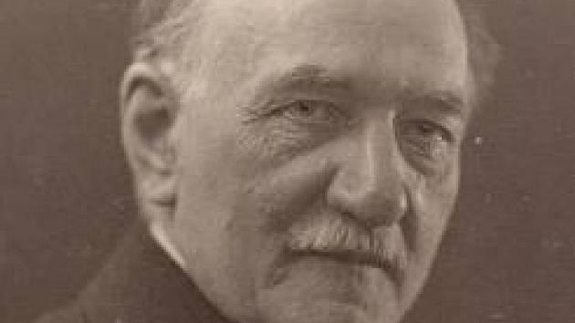 Josef Bohuslav Foerster.