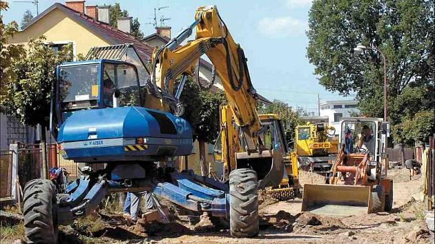 Do výstavby kanalizace investují obce stamiliony korun.