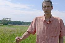 Ekolog Petr Marhoul.