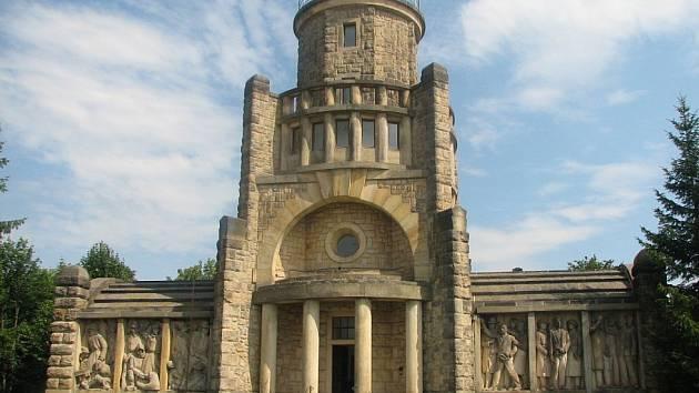Masarykova věž samostatnosti Hořice