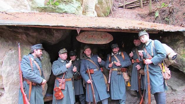 Vzpomínka na bitvu u Jičína před 145 lety.