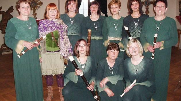 Bělohradský flétnový soubor Pifferaios.