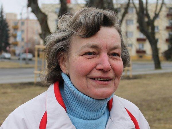Zdenka Roubková.