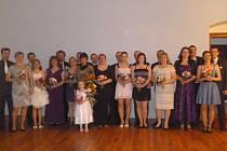 Taneční ve Střevači.