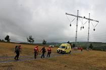 Cvičení pro případ náhlé energetické krize.