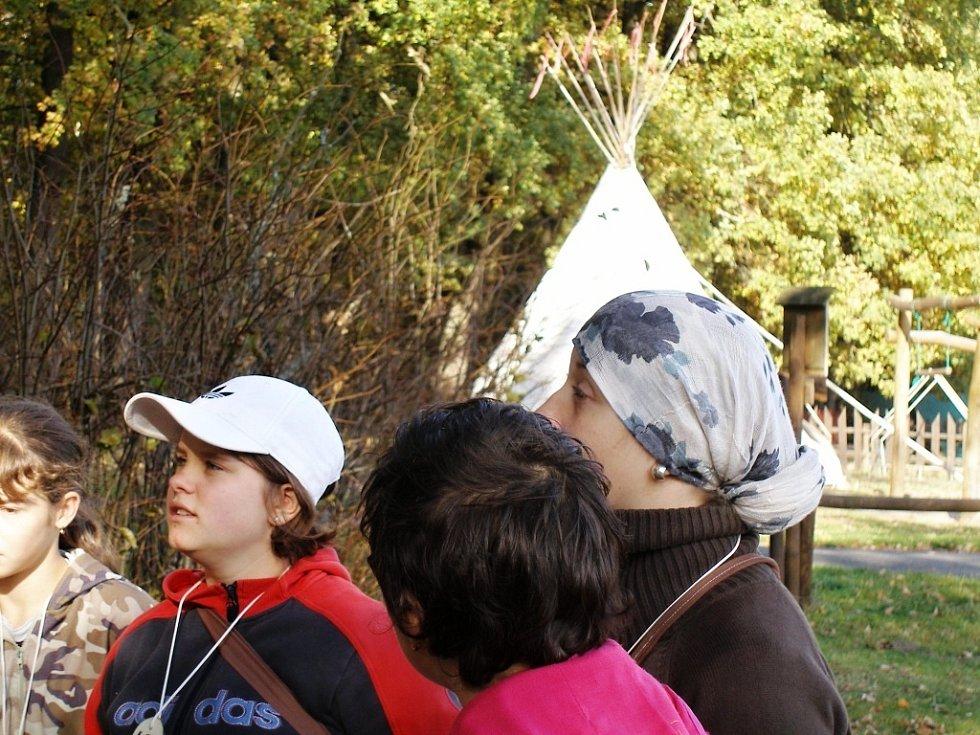 Mladí novopačtí ekologové.