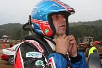 Každý autokrosový závod má pro Václava Fejfara obrovský význam.