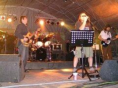 Z bělohradského bigbítového minifestivalu.