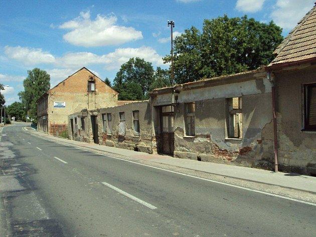 Nevzhledný příjezd do Kopidlna směrem od Jičína se v budoucnu patrně stane minulostí.