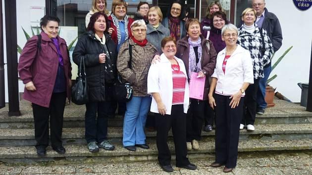Putování knihovníků po Sopotecku