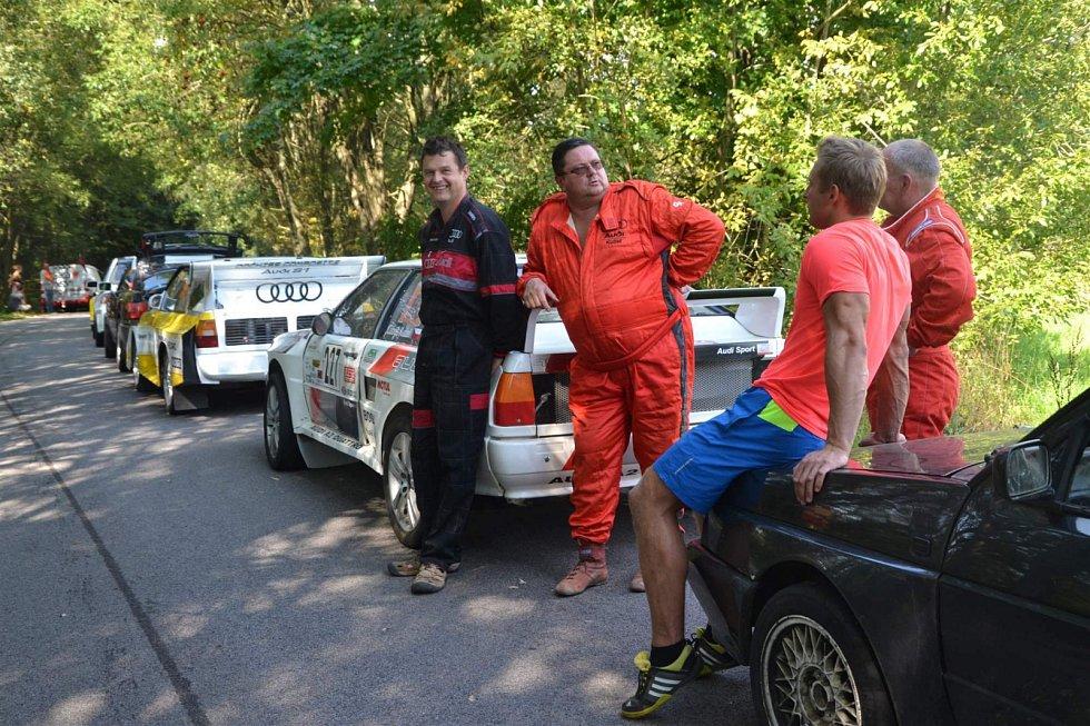 Závod EDDA Cup Kozákov.