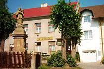 Samšinská restaurace.