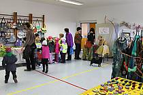 Velikonoční výstava v novopackém DDM Stonožka.