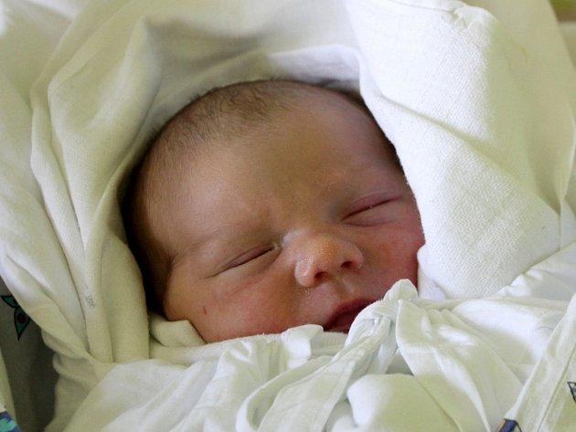 JANIK FISCHER přišel na svět 19. února s porodní mírou 52 cm a váhou 4,15 kg. Radost dělá rodičům Márii a Jánu Fischerovým. Šťastná rodina bydlí v Dlouhé Lhotě u Mladé Boleslavi.
