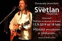 Hořické muzeum rozezní slovenské písně.