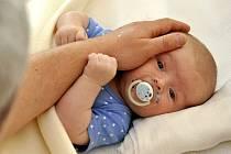 Novorozenec. Ilustrační foto