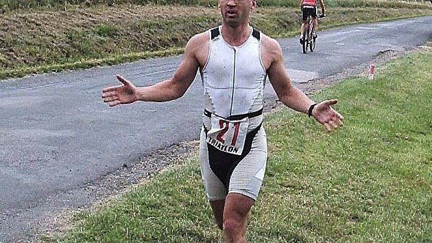 Rudolf Cogan dosáhl velmi dobrých umístění v několika triatlonech.
