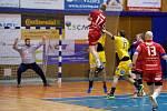 HBC Ronal Jičín – HC Dukla Praha.