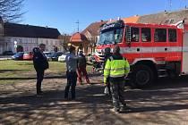 Dobrovolní hasiči ze Železnice si v těchto dnech převzali novou cisternu za sedm milionů korun.