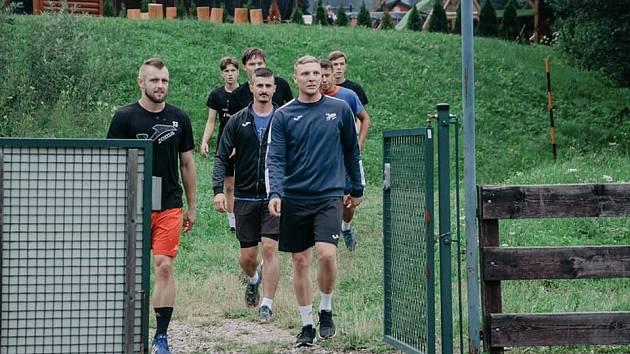 Házenkáři Jičína zahájili přípravu na novou extraligovou sezonu.