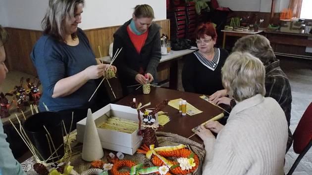 Jarní tvoření v Butovsi.