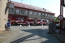 Od jičínských hasičů.