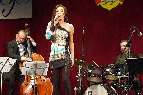 Dasha a Jan Smigmator na společném koncertu v Libáni.