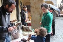 Akce Ochutnej Český ráj představila návštěvníkům lokální potraviny.