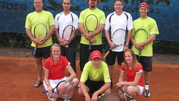 Jičínští tenisté